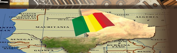 geography & people of the republic of mali