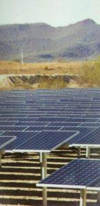 solar energy in mali